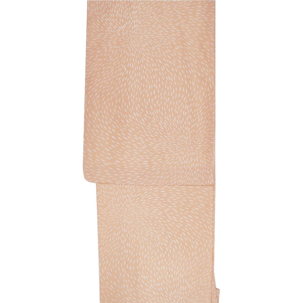 洗える着物 袷 単品【Lサイズ】洗える着物 普段着 小紋 番号f1008-306