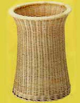 【送料無料】籐家具 国産籐(ラタン)フリーバスケット[KI-759]《皇室ご用達》/お取り寄せ/通販/お土産/お祝い/お歳暮/御歳暮/