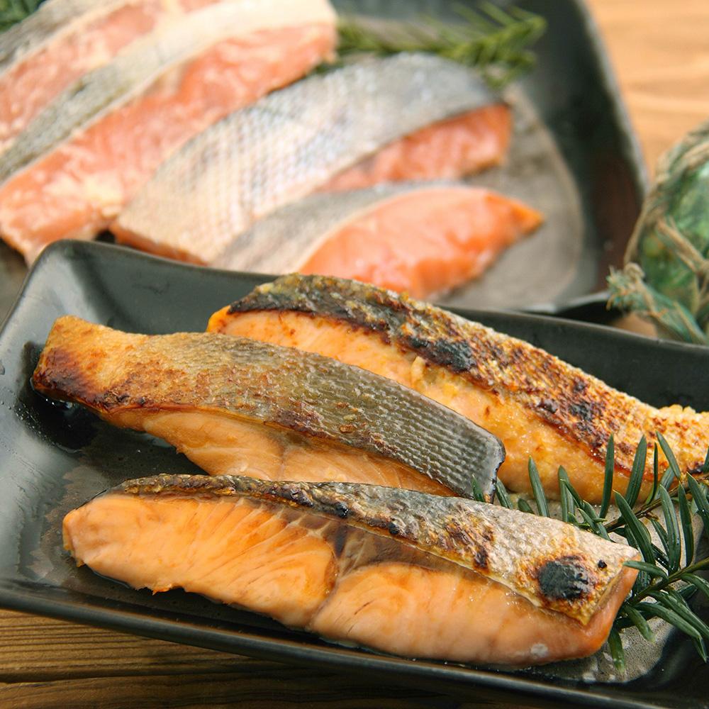 三陸鮭三昧 岩手県漁業協同組合連合会