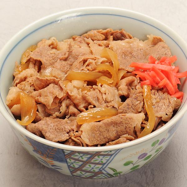 松阪牛100%使用 てんぷにうまい松阪牛丼の具 5袋入り 冷凍
