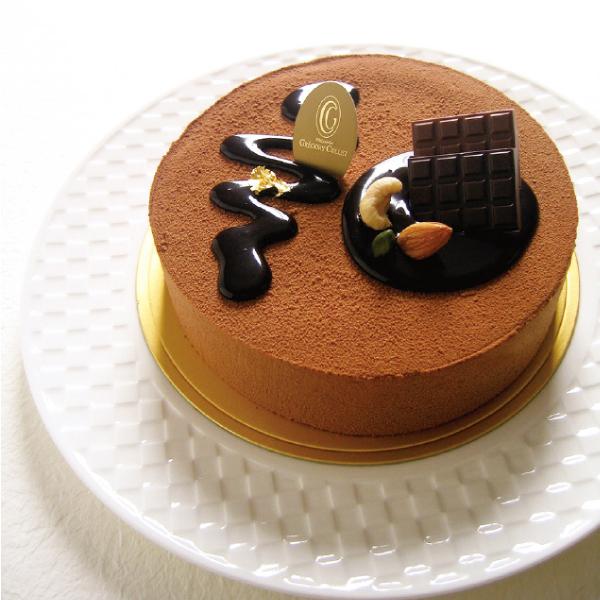 アントルメショコラ A-45【送料無料】【二重包装不可】  / チョコレートケーキ ホールケーキ スイーツ 洋菓子 お取り寄せ 通販 お土産 お祝い プレゼント ギフト ホワイトデー おすすめ /