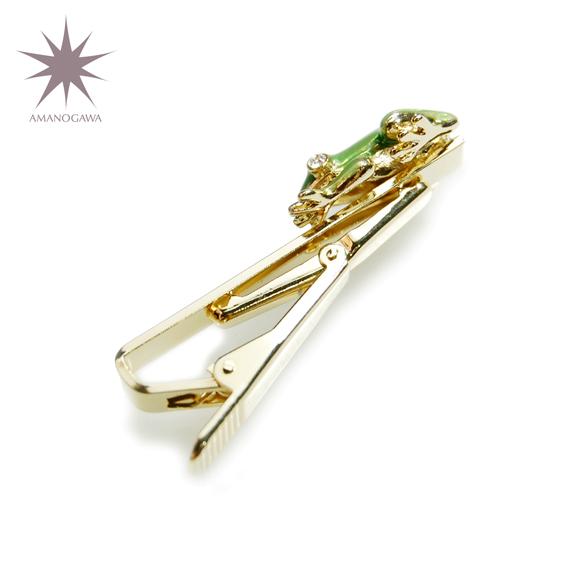 青蛙領帶領帶領帶青蛙或可以小工具配件玩具針織窄施華洛世奇金男裝女裝