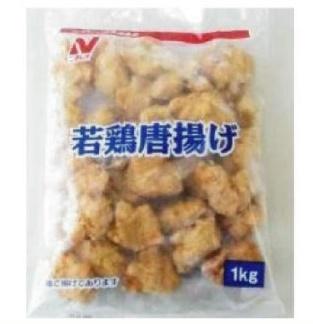 【送料無料☆】【ニチレイ】若鶏唐揚げ 1kg×12袋 【から揚げ】【からあげ】