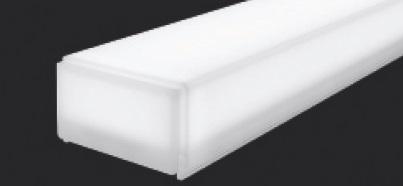 ◎ENDO LED蛍光灯 LEDZLinearシリーズ PWM調光 リニア50 20Wタイプ 拡散配光 19.0W 3000K 電球色相当 電源内蔵タイプ 【単品】 RAD-809L ※受注生産品