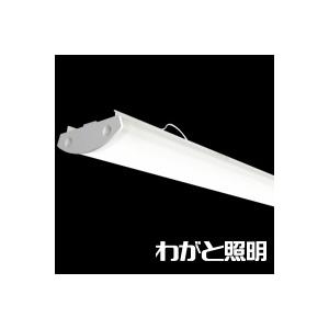 ◎ENDO LED蛍光灯 LEDZSOLIDTUBELite FLR40W2灯クラス 5000K 昼白色相当 電源内蔵タイプ 軒下用タイプ 【単品】 RAD-665N