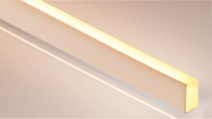 11000円以上で送料無料 テープライト TES LIGHTING フレキシブル照明 Qoonela T クーネラティー 電球色 OUTLET SALE ※受注生産品 TRP-926-1006-25-D 2500K トレンド 全長:1006mm TRP-926シリーズ 両側コードタイプ コードタイプ