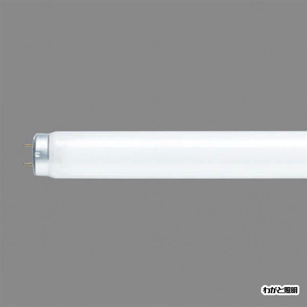 ◎パナソニック 蛍光灯(蛍光ランプ) 直管スタータ形 飛散防止膜付 20形 ナチュラル色 5000K G13口金 【25本入り】 FL20SSEX-N/18P