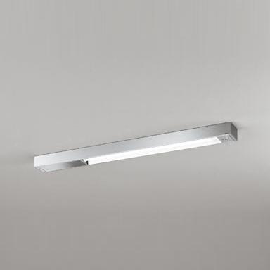 ◎ODELIC LEDキッチンライト FL20W×1灯クラス 昼白色 消費電力8.5W 棚下面取付専用 スイッチ付 100V用 OB255065
