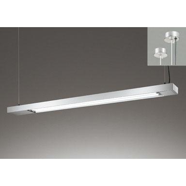 ◎ODELIC LEDキッチンライト FL40W×2灯クラス 昼白色 消費電力32W 天井面取付け専用 100V用 OP252109