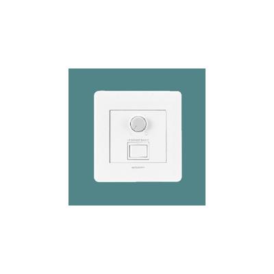 ◎三菱 LED専用調光器 信号制御調光器 ダイヤル式(ロータリー式) 両切スイッチ付 AC100V~254V 15A用 DEP2015