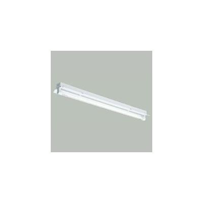 ◎三菱 反射笠付直管形LED照明器具 防雨・防湿タイプ ステンレス製 MILIE(ミライエ) Lファインeco FLR40形×1 100~242V 昼白色 定格出力2500lm×1 初期照度補正タイプ(ランプ付) ELLYEH4011AAHJ+LDL40TN1725G3