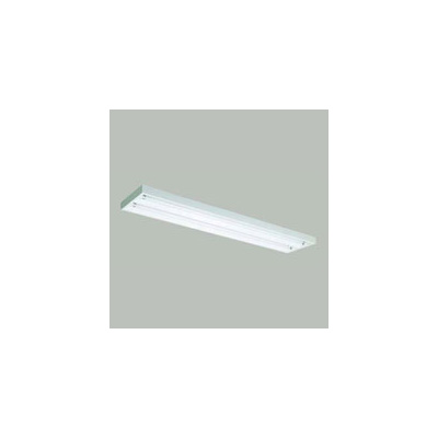 ◎三菱 下面開放直管形LED照明器具 MILIE(ミライエ) Lファインeco FLR40形×2 100~242V 昼光色 定格出力2400lm×2 固定出力形(ランプ付) ELLYX4062BAHN+LDL40SD1724N3