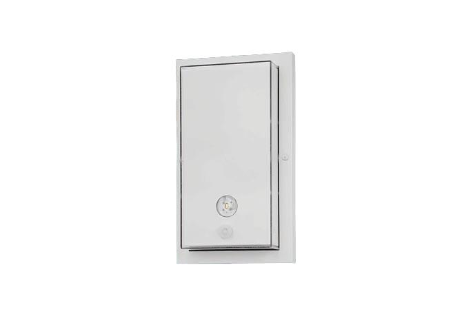 ◎パナソニック 天井直付型・壁直付型 点滅装置 防湿・防雨型 FW90032(誘導灯用信号装置別売)