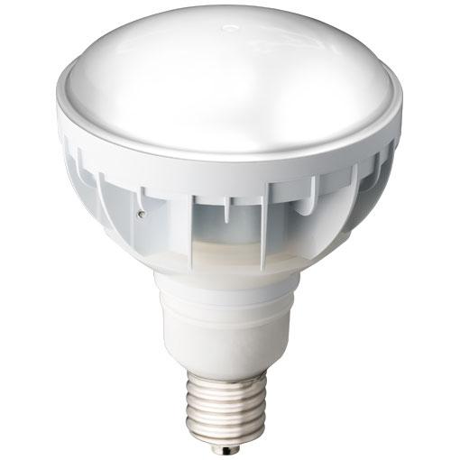 ◎岩崎 LEDioc(レディオック) LED電球 LEDアイランプ セルフバラスト水銀ランプ500W形相当 昼白色 8500lm E39口金 本体:白色 LDR50N-H-E39/W750