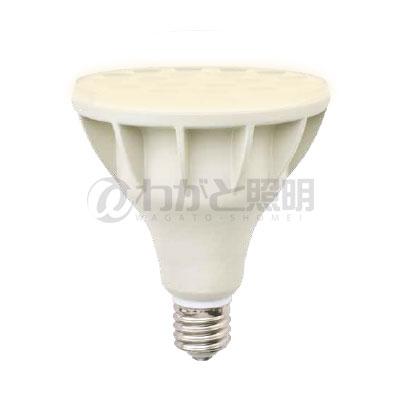 ◎ニッケンハードウェア Vierlamp(ビューランプ) LED電球 ビーム電球 屋外サイン用 挟角配光 バラストレス水銀灯300W形 電球色 2700K 3700lm E39口金 本体:白色(ホワイト) VLE39NR-W