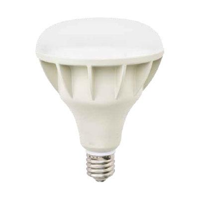 ◎ニッケンハードウェア Vierlamp(ビューランプ) LED電球 ビーム電球 屋外サイン用 広角配光 バラストレス水銀灯300W形 昼白色 5700K 4650lm E39口金 本体:白色(ホワイト) VLE39WD-C