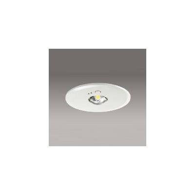 ◎東芝 LED非常用照明器具 埋込形 専用形 Φ100 低天井用 13形(JB8.4V13W相当) 長時間(60分間) 常時消灯/非常時LED点灯 LEDEM13221LN