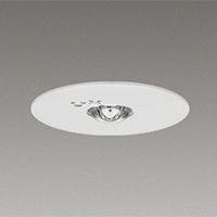 ◎東芝 LED非常用照明器具 埋込形 専用形 Φ100 中天井用 30形(JB8.4V30W相当) 常時消灯/非常時LED点灯 LEDEM30223N