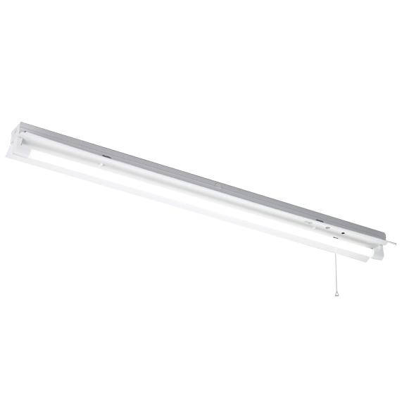 ◎東芝 LEDベースライト 反射笠付非常用照明器具 Sタイプ LDL40×1灯用 非常時定格光束3800lm×45% 非常時30分間点灯 昼白色 LEDランプ付 LEDTS-41109K-LS9(LEDTS41107MLS9+R4122MLSJ+LDL40SN2938G2)