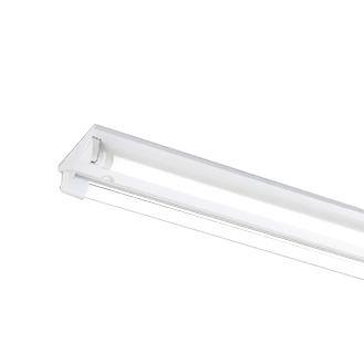 ◎東芝 LEDベースライト 逆富士非常用照明器具 Sタイプ LDL40×2灯用 非常時定格光束3800lm×45% 非常時30分間点灯 昼白色 LEDランプ付 LEDTS-42307M-LS9