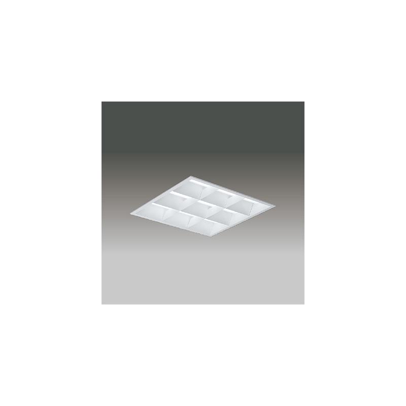 ◎東芝 LEDベースライト TENQOOスクエア LEDバータイプ FHP32形×4灯用器具相当 昼光色 埋込形 バッフルタイプ 埋込穴□450mm AC100V~242V 専用調光器対応 LEDバー付 LEKR741852D-LD9