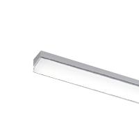 ◎東芝 LEDベースライト TENQOO 直付形 調光タイプ 40タイプ W70 一般タイプ6,900lmタイプ Hf32形×2灯用 高出力器具相当 昼白色 AC100V~242V LEDバー付き LEKT407693N-LD9(LEET40701LD9+LEEM40693N01)
