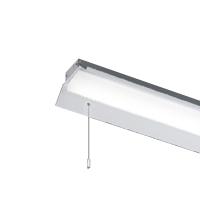 ◎東芝 LEDベースライト TENQOO 40タイプ プルスイッチ付 直付形 反射笠 高演色5,200lmタイプ Hf32形×2灯用 定格出力器具相当 白色 100V~242V LEDバー付 LEKT415523VPW-LS9(LEET41501PLS9+LEEM40523WVB) ※受注生産品