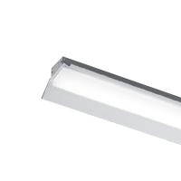 ◎東芝 LEDベースライト 40タイプ 人感センサー内蔵 直付形 反射笠 一般タイプ4,000lmタイプ FLR40形×2灯用 省電力タイプ相当 昼光色 100V~242V LEDバー付 LEKT415403YD-LD9(LEET41501YLD9+LEEM40403D01)