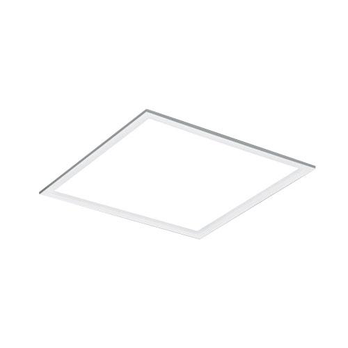 ◎東芝 LEDベースライト TENQOOスクエア パネルタイプ FHP32形×4灯用器具相当 温白色 埋込形 乳白パネル 埋込穴□450mm AC100V~242V 専用調光器対応 LEDパネル付 LEKR745851FWW-LD9