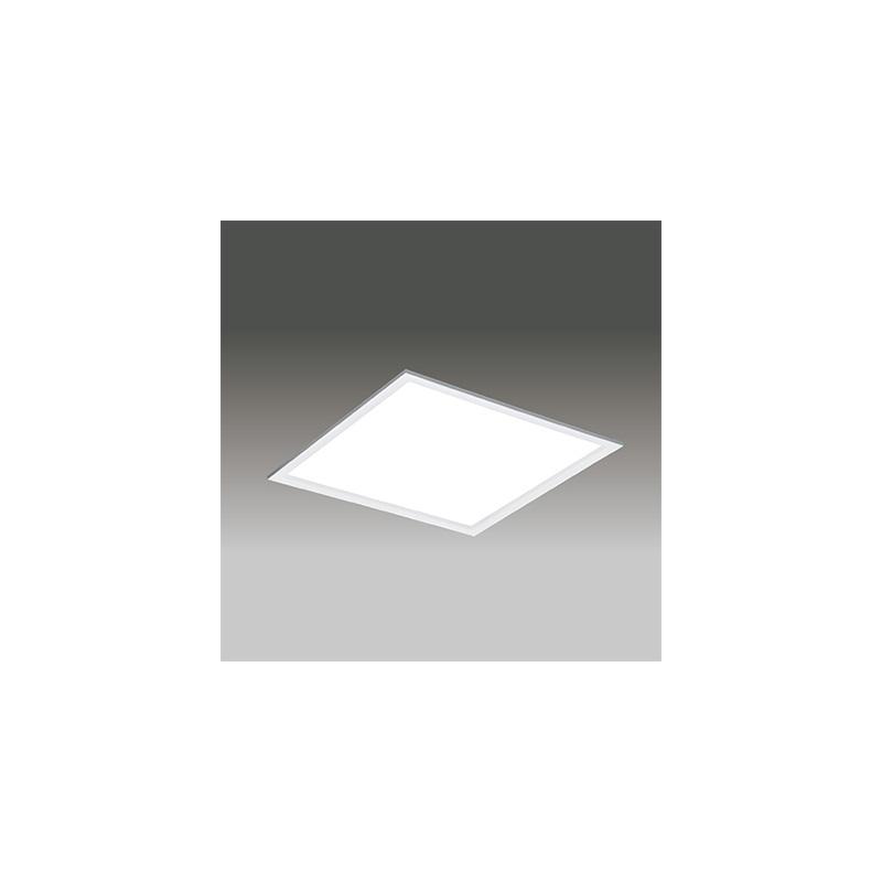 ◎東芝 LEDベースライト TENQOOスクエア パネルタイプ FHP45形×4灯用器具相当 温白色 埋込形 乳白パネル 埋込穴□600mm AC100V~242V 専用調光器対応 LEDパネル付 LEKR760101FWW-LD9