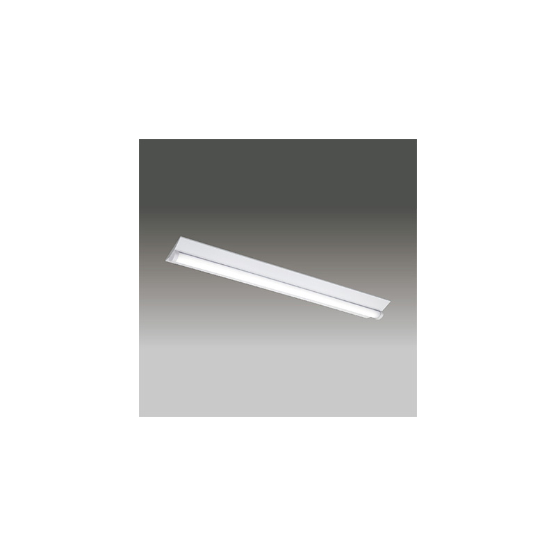 ◎東芝 LEDベースライト TENQOOシリーズ 防湿・防雨形 直付形 40タイプ W230 一般タイプ6,900lmタイプ Hf32形×2灯用高出力形器具相当 昼白色(5000K) AC100V~242V LEDバー付 LEKTW423693N-LS9
