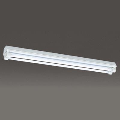 ◎東芝 防湿・防雨形 直管形LEDベースライト 笠なし(トラフ)器具 LDL40×2灯用(ランプ別売り) AC100V~242V LET-42085-LS9+T-4282