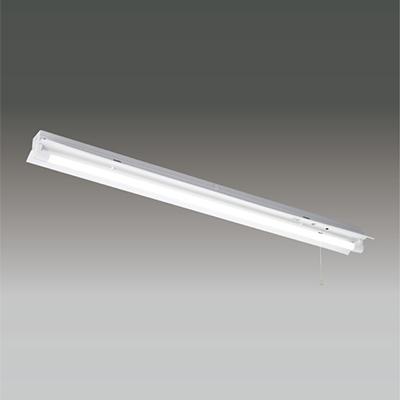 ◎東芝 LEDベースライト 反射笠付非常用照明器具 Sタイプ LDL40×1灯用 非常時定格光束3800lm×45% 非常時30分間点灯 昼白色 LEDランプ付 LEDTS-41108K-LS9