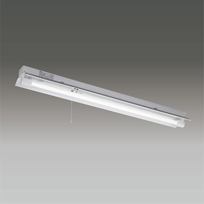 ◎東芝 LEDベースライト 防湿・防雨形 反射笠非常用照明器具 Sタイプ LDL40×1灯用 非常時定格光束3800lm×45% 非常時30分間点灯 昼白色 LEDランプ付 LEDTS-41186K-LS9