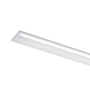 ◎東芝 LEDベースライト TENQOO 専用調光器対応 40タイプ 埋込形下面開放W100 高演色5,200lmタイプ Hf32形×2灯用 定格出力器具相当 昼白色 LEDバー付き LEER-41001-LD9+LEEM-40523N-VB ※受注生産品