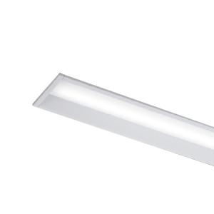 ◎東芝 LEDベースライト TENQOO 40タイプ 埋込形下面開放W150 高演色タイプ6,900lmタイプ Hf32形×2灯用 高出力器具相当 昼白色 AC100V~242V LEDバー付き LEER-41502-LS9+LEEM-40693N-VB ※受注生産品