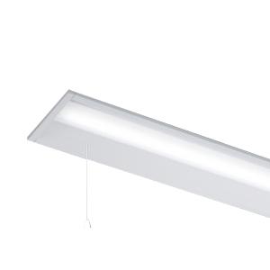 送料無料 ※一部地域を除く TENQOOシリーズ 東芝 LEDベースライト 内祝い 贈呈 40タイプ 埋込下面開放W190 プルスイッチ付 高演色2,500lmタイプ LEER-41902P-LS9+LEEM-40253W-VB ※受注生産品 定格出力器具相当 AC100V~242V 白色 LEDバー付き Hf32×1灯