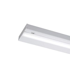 ◎東芝 LEDベースライト TENQOO 直付形 人感センサー内蔵 40タイプ 直付下面開放 高演色6,900lmタイプ Hf32形×2灯用 高出力器具相当 昼白色 LEDバー付き LEET-42501Y-LD9+LEEM-40693N-VB ※受注生産品