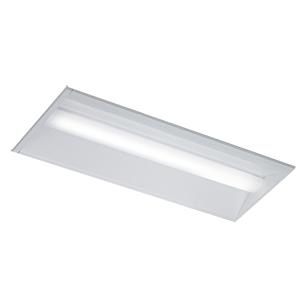 ◎東芝 LEDベースライト TENQOO 埋込形 20タイプ 専用調光器対応 下面開放W300 一般タイプ3,200lmタイプ Hf16形×2灯用高出力器具相当 白色 AC100V~242V LEDバー付 LEKR230323W-LD9(LEER23002LD9+LEEM20323W01)