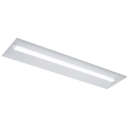 送料無料 ※一部地域を除く 東芝 LEDベースライト TENQOO 防湿 防雨形 埋込形 40タイプ 5000K 昼白色 ※受注生産品 [ギフト/プレゼント/ご褒美] 国内正規品 W300 一般タイプ10,000lmタイプ FLR110形×2灯省電力タイプ相当 AC100V~242V LEER-43004W+LEEM-41004N-WP-LS9