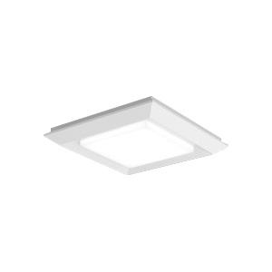 ◎東芝 LEDベースライト 一体形スクエア光源ユニットタイプ(光源ユニット付) 直付・埋込兼用形 □470タイプ 一般タイプ 埋込穴□440 FHP23形×4灯相当 昼白色 専用調光器対応 LEKT47S451N-LD9(LEET74731+LEEMS70451NLD9)