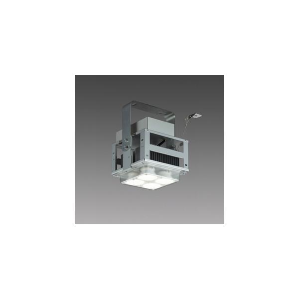 ◎三菱 LED高天井ベースライト GTシリーズ 特殊対応形 屋内仕様 角タイプ クレーン衝撃用 昼白色 5000K 広角 93° 100~242V クラス1000 水銀ランプ250W相当 EL-C10033N AHJ ※受注生産品