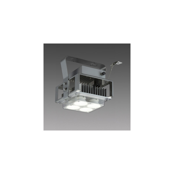 ◎三菱 LED高天井ベースライト GTシリーズ 特殊対応形 防雨・防湿仕様 角タイプ 軒下・耐塩・低温用 昼白色 5000K 広角 93° 100~242V クラス1500 水銀ランプ400W相当 EL-C15032NAHJ ※受注生産品