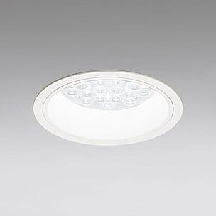 ◎ODELIC LEDベースダウンライト CDM-TP70W相当 オフホワイト 14° 埋込穴Φ150mm 昼白色 5000K  M形 一般型 調光非対応 XD258521F ※受注生産品