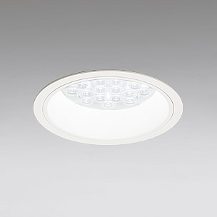 ◎ODELIC LEDベースダウンライト CDM-TP70W相当 オフホワイト 65° 埋込穴Φ150mm 温白色 3500K  M形 一般型 調光非対応 XD258531F ※受注生産品