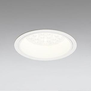 ◎ODELIC LEDベースダウンライト CDM-TP70W相当 オフホワイト 65° 埋込穴Φ150mm 電球色 3000K  M形 一般型 専用調光器対応 XD258533P (調光器・信号線別売) ※受注生産品