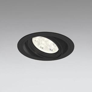 ◎ODELIC LEDユニバーサルダウンライト CDM-T35W相当 ブラック 20° 埋込穴Φ125mm 電球色 3000K  M形 一般型 専用調光器対応 XD258619P (調光器・信号線別売) ※受注生産品
