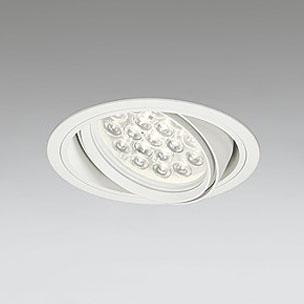 ◎ODELIC LEDユニバーサルダウンライト CDM-T70W相当 オフホワイト 27° 埋込穴Φ150mm 電球色 3000K  M形 一般型 専用調光器対応 XD258670P (調光器・信号線別売) ※受注生産品