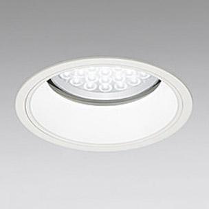 ◎ODELIC LEDベースダウンライト セラミックメタルハライド100W相当 アイボリーホワイト 29° 埋込穴Φ200mm 白色 4000K  M形 一般型 専用調光器対応 XD301027P (調光器・信号線別売) ※受注生産品