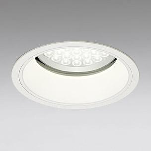 ◎ODELIC LEDベースダウンライト セラミックメタルハライド100W相当 アイボリーホワイト 29° 埋込穴Φ200mm 温白色 3500K  M形 一般型 調光非対応 XD301029 ※受注生産品